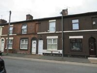 Refurbished Three Bedroom Terraced House Suitable for a Family or Students, Near City Centre