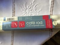 X3 NEW cafe rods 120-215cm £2 each or x3 for £5