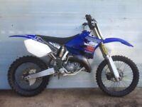 Yamaha YZ139 YZ 125 2004