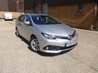 Toyota Auris VVT-I Business Edition Touring Sports (silver) 2016
