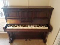 Mortons upright piano