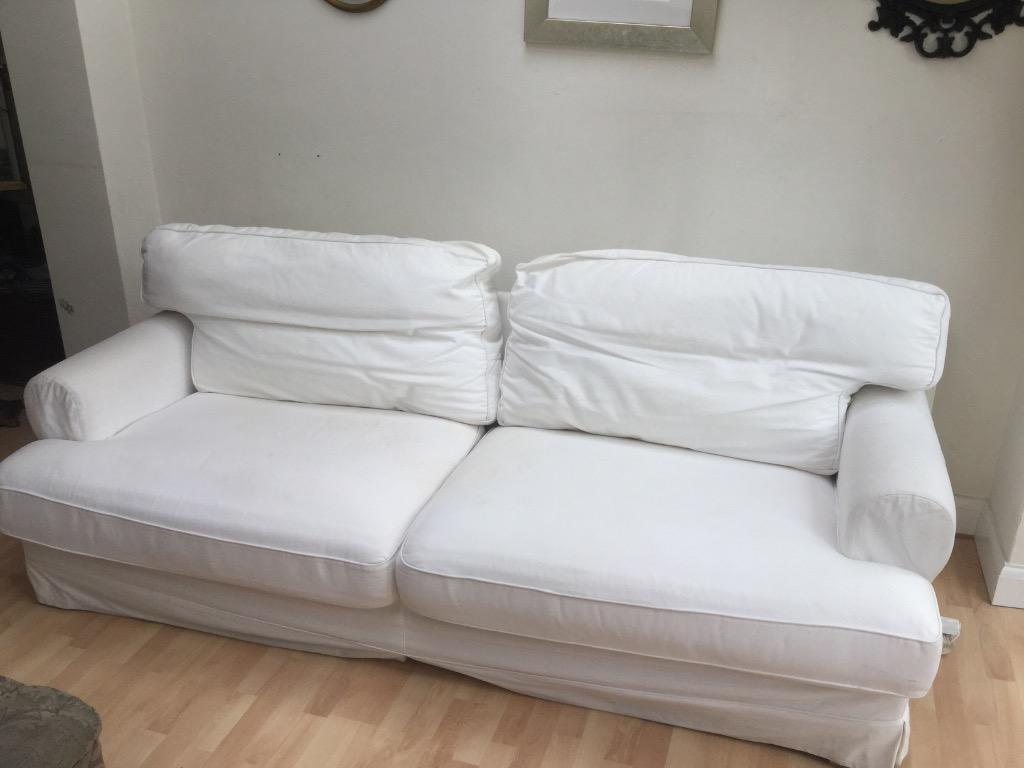 Sofa Bed Ikea Ekeskog White Ekeskog Sofa Ikea White