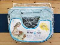 Twin Breastfeeding Pillow - excellent condition - My Brest Friend