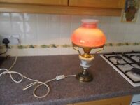 Vintage lamp very good condition