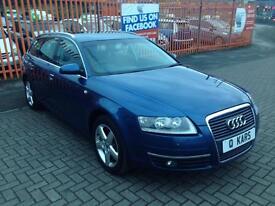 2006 (06) Audi A6 2.0 TDI SE Avant / 159K FSH / 12 Months MOT / Sat Nav