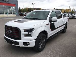 2016 Ford F-150 Lariat-HEATED SEATS, SUNROOF