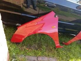 Honda civic type r type s wing mk7