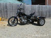 1992 Yamaha Trike