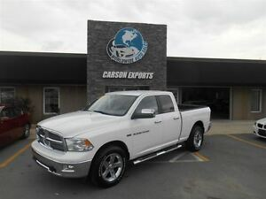 2012 Ram 1500 HEMI BIG HORN!  FINANCING AVAILABLE