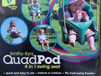 Quad Pod Swing Seat