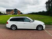 2011 BMW 320D M-SPORT TOURING / MAY PX OR SWAP