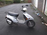 MOPED FOR PARTS OR REPAIR