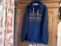 Men's Help For Heroes Hoodie