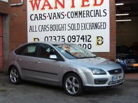 Ford Focus TDCi 1.8 Diesel Sport Full Years Mot