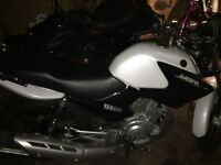 Yamaha ybr 125 2016