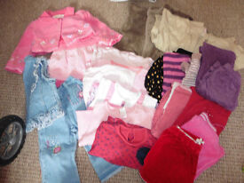 Baby girl of clothes 12-18 mths