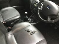 Ford Focus 1.6 Ghia new mot