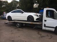 Recovery/ transportation services kent based uk covered