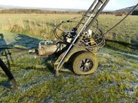 Gurney power washer for spares or repair