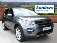 Land Rover Discovery Sport TD4 SE TECH (grey) 2016-06-30