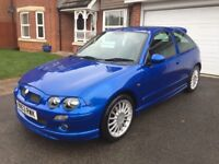 MG ZR 1.4 Petrol Manual (Excellent Example)