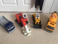 Playmobile construction set