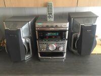 sony hifi RXD8-S