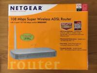 Netgear Wireless ADSL Router