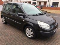 2006 Renault Scenic 1.5 dCi Authentique 5dr (a/c) 98000 Miles,