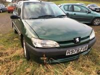 **AUTOMATIC**Peugeot 306 spares or repairs