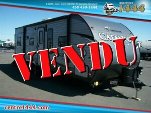 2017 Coachmen Trailblazer 22TH - * VENDU *  Garage