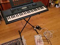Yamaha PSR-320 Digital Electric Keyboard Organ 36 Keys 32 Styles of Music with Stand