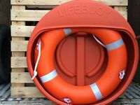 Life Buoy & Stand