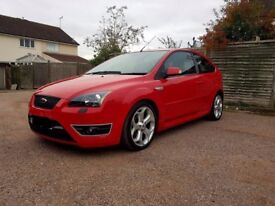 FORD FOCUS ST 2.5 COLORADO RED! EXCELLENT EXAMPLE