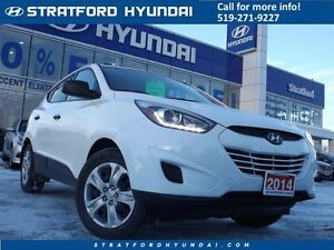 2014 Hyundai Tucson GL | ONLY 42K! | NO ACCIDENTS | ALL WHEEL DR