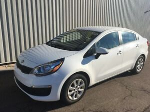 2016 Kia Rio LX FUEL SIPPER | FACTORY WARRANTY | FEATURE RICH...