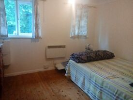 1 Bedroom for rent for 3 months all bills included