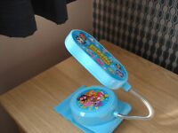 Moshi Monsters battery operated LED Clip On bed Light