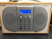 Pure Evoke 2 -XT DAB radio