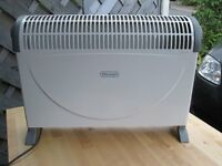 DELONGHI ELECTRIC HEATER WORKING ORDER