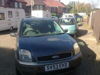 ford fusion 2004 1.4 tdci engine gearbox breaking all parts