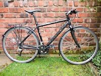Dawes Discovery 701 - Upgraded urban commuter, tourer, cyclocross