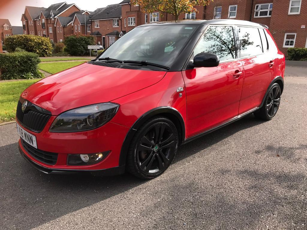 skoda fabia monte carlo 2013 low milage px polo gti golf a3 s3 edition 30 k1 dsg in. Black Bedroom Furniture Sets. Home Design Ideas