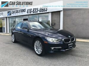 2013 BMW 3 Series X-DRIVE-LEATHER-SN ROOF