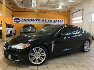 2011 Jaguar XFR XFR+NAVI+CAMERA+BOWERS & WILKINS SOUND+NO ACCIDE