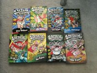 Captain Underpants Book Collection