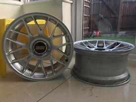 Bbs rc bbs rc deep concave alloys very rear