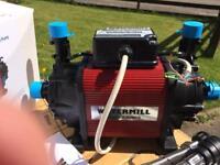Water mill wasp 50 1.5 bar centrifugal shower pump