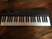 Like New M-Audio Oxygen 49 MIDI Keyboard