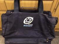 Large Scottish Rugby Sports bag